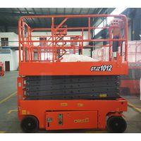 Scissor Lift Man Lift with 10m Platform Height 320kg Load Capacity thumbnail image
