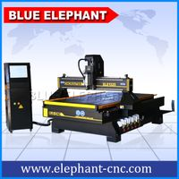ELE1325 Cnc Router with Roller for wood panel