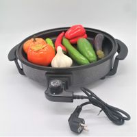 Multi-function Non-stick Round Electric Pizza Pan