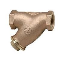 Factory supply Y type heavy bronze filter precision filter valve