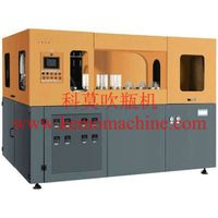 Hand feeding auto drop Pet Blow Moulding Machinery