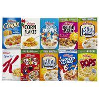 Cereal Kellogg's Corn Flakes, Weetabix