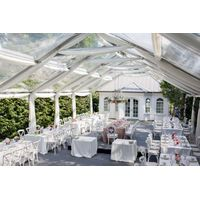 15x25m Aluminum Luxury Outdoor Wedding Event Party Marquee Tents for 200 People thumbnail image