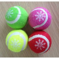 2.5'' pet tennis ball