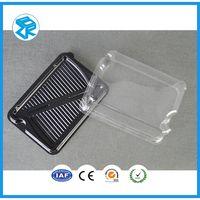 High quality round cake box clear rectangular cake box clear plastic cup cake boxes packing