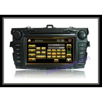 7Inch Touch Screen Car DVD with GPS for Corolla thumbnail image