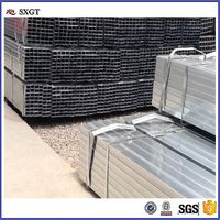50×50 Hot Dip Galvanized Square Hollow Section Pre-galvanized Square Tube