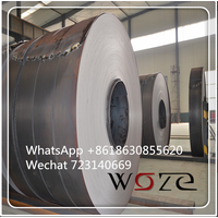 High Quality japan steel ss400 hot rolled steel coil