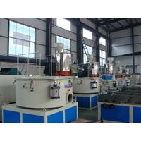 hot and cold mixing machine