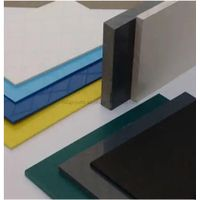 colorful pvc rigid sheet for wall cladding