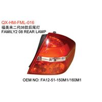 Mazda Family 2 08 tail lamp