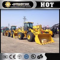5 tons XCMG ZL50GN wheel loader with 3 cbm bucket for sale