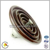 Porcelain Suspension Disc Insulator XP-70 (IEC Type U70C)