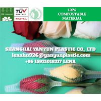 ECO Friendly Biodegradable Rose Bud Flower Protective Cover Sleeve