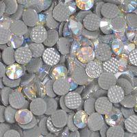 DMC strass color Crystall AB wholesale-AA-STAR