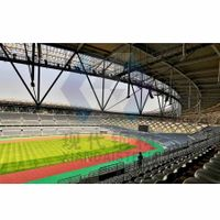 Modern Design Prefab Steel Structure Large Stadiums thumbnail image