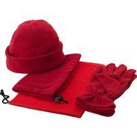 Fleece Scarf Gloves Set thumbnail image