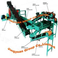 Rubber Crusher and Auxiliary Machinery(Rubber Powder Production Line)