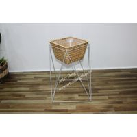 Water hyacinth planter stand for garden-SD9182A-1NA