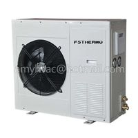 R404a refrigerant refrigeration unit condensing unit for refrigeration storeroom with rotary compres thumbnail image