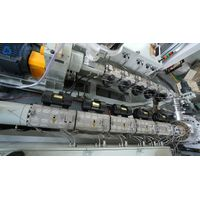 HDPE Pipe Production Line (G2) (Pipe Dia.: 160-450mm)