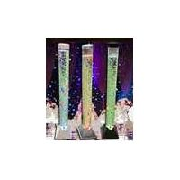 bubble column party decor supply