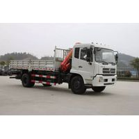 Dongfeng 4x2 cargo truck mounted crane 8tons for sale 008615826750255 (Whatsapp)