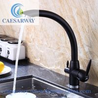 China-Faucet-Factory-Directly-Supply-Black-Brass