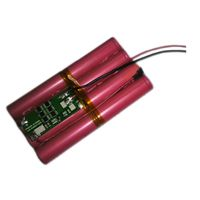 Perma Battery Pack Customized of Sanyo18650 and Protection Pcb thumbnail image