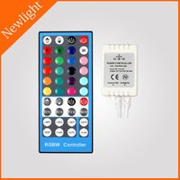 40 keys RGBW IR LED Controller 8A DC 12V-24V thumbnail image