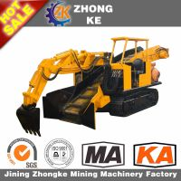 Grilled Slag with High Efficiency Cheap Small Backhoe Loader for Sale