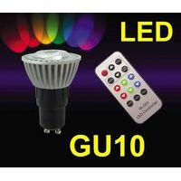 5w rgb  bulb thumbnail image