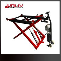 CE approved removable hydraulic scissor type lift thumbnail image