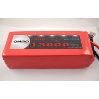 ONBO 13000MAH 20C-6S1P 22.2V LIPO BATTERY FOR DJI S900 Multi-rotor