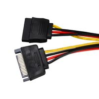 SATA power cable 15P