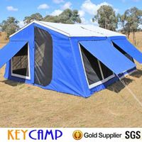 Fashion sleek designed small trailer tent new trailer tent camp trailer tent