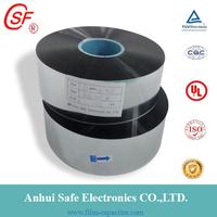 7um Superior product Zn/Al Metallized Bopp Capacitor Film