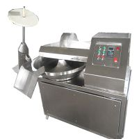 Multi-functional meat bowl cutting machine thumbnail image