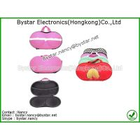 EVA Bra case bag with lace hard case EVA carrying case foam Shockproof EVA case waterproof case thumbnail image