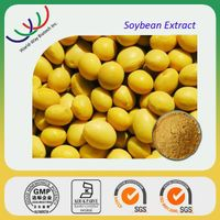GMP manufacturer supply free samples top quality soybean extract thumbnail image