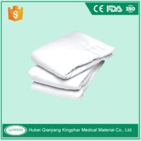100% Cotton gauze Pad pieces made in China for Wound care