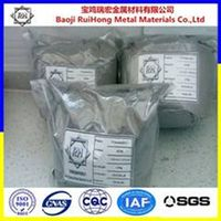 High quality Ti-6Al-4V Titanium Metal Powder with reasonable price
