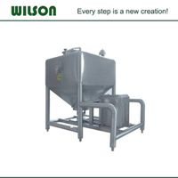 High shear mixing tank