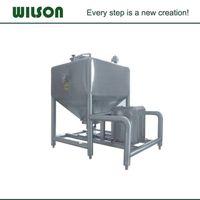 High shear mixing tank