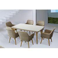 hormel furniture outdoor garden patio table set