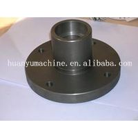 GG20/GG25 Iron Sand Casting Axle Bed