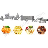 Puff Snacks/Core-Filled Snacks Production Line