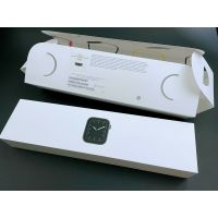 Apple iWatch Series 5 Space Black Stainless Steel Case thumbnail image