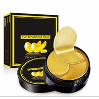 Private Label Gold Collagen Anti-wrinkle Anti Aging Mask Eye Patch Eye care Mask