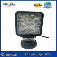 China factory 27W led driving work light